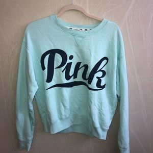 VS PINK PULLOVER!